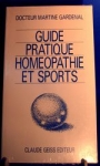guide pratique homeopathie et sports